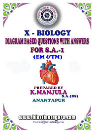 10th class diagram based questions and answers for sa 1