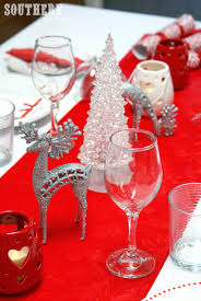 Christmas Table Decorating On A Budget by Southern In Law Diy How To Create A Gorgeous Christmas Table
