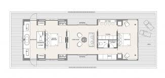 Floating Home Floor Plans Dymitr Malcew Project The Floating House