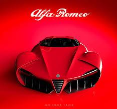 alfa romeo 6c alfa romeo 6c disco volante concept maserati pinterest