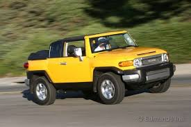 I Was Blind But Now I Can See First Drive 2007 Nce Fj Cruiser Convertible