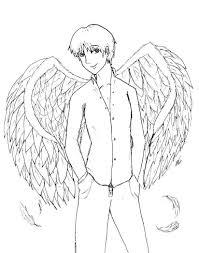 angel boy by marin217 on deviantart