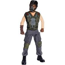 Boys Halloween Costume Deluxe Bane Child Halloween Costume Walmart