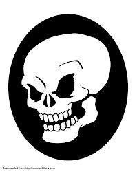 pumpkin stencil skull printable pumpkin stencils skulls