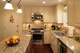 White Maple Kitchen Cabinets - islands astonishing l shaped walk in kitchen design with white