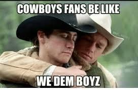 Cowboys Fans Be Like Meme - cowboys fans be like we dem boyz meme on astrologymemes com