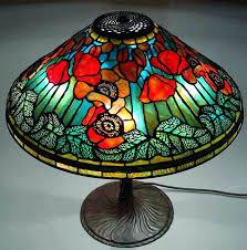 Tiffany Floor Lamp Shades Tiffany Style Lamp Shade U2013 Bailericead Com