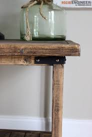 Wood Plans For Bedside Table by 35 Best Bedroom Diy Plans Images On Pinterest Furniture Projects
