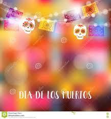 Dia De Los Muertos Halloween Decorations Dia De Los Muertos Day Of The Dead Or Halloween Card Invitation