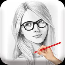 color photo pencil sketch art drawing cartoon android apps on