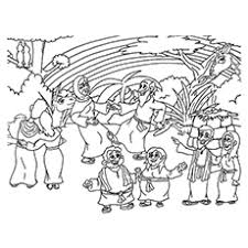 top 10 u0027noah and the ark u0027 coloring pages your toddler will love to