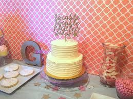 gender reveal cake topper baby boy baby twinkle twinkle