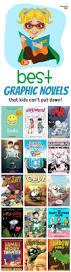 the best graphic novels for kids imagination soup