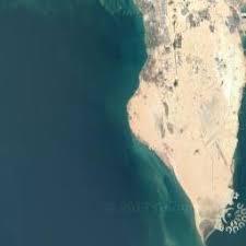 map of bahrain satellite map of bahrain