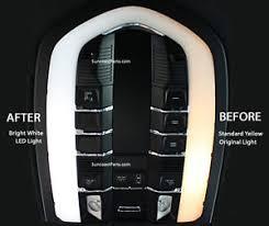 porsche macan interior porsche macan xenon white led interior lights bulbs kit ebay