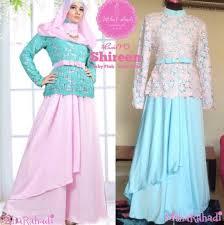 model baju kebaya muslim model baju kebaya muslim syar i 2018 fashion muslim modern