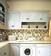 Laundry Room Storage Cabinet by Modern Laundry Room Cabinets And Practical Storage Laundry Room