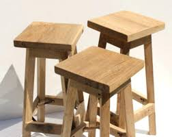 bar stool rustic bar stool covers how to make square bar stool
