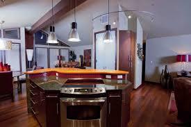 diy angled kitchen island