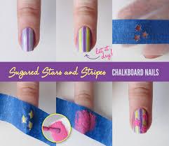13 tutorials for star nail arts pretty designs