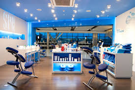 haircut boston airport shop and beautify to productively kill time in logan airport