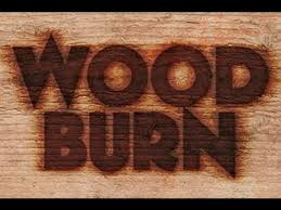 burn on wood photoshop tutorial how to make a wood burn brand
