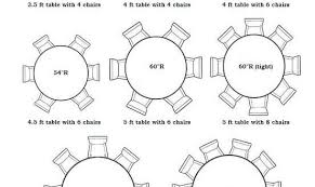 8 person dining table dimensions dining table 8 seat dimensions modern round popular for 9 plan