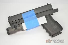 Tlr3 Light Flat Weapon Light Tooling Pack Diy Holster Llc