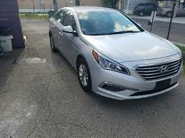 hyundai sonata indianapolis 2015 hyundai sonata se 4dr sedan in indianapolis in nonstop motors