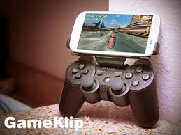 connect ps3 controller to android gameklip combines ps3 controller android smartphone into mini