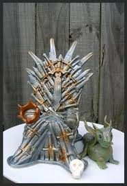 iron cake topper of thrones iron throne cake topper cakes cupcakes and