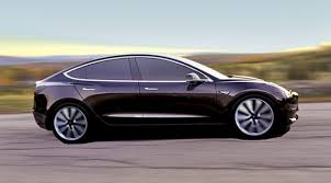tesla model 3 details first cars will be rear drive no