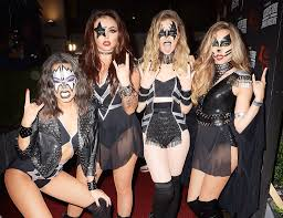 little mix dressed as kiss fave groups pinterest kiss