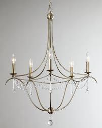 Chandelier Simple Simple Elegance 5 Light Chandelier