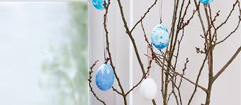 Easter Egg Tree Decorations by How To Make An Easter Egg Tree Delicious Magazine