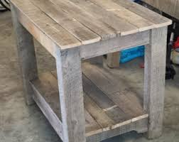 pallet table etsy