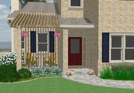 covered front porch plans patio ideas to expand your front porch