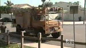survival truck camper the ultimate survival truck youtube