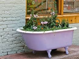 Bathtub Planter 112 Best 2 Old Bath Tub In Garden Images On Pinterest Bath Tubs