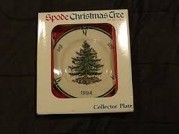 spode collector plates collection on ebay