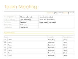 Management Meeting Agenda Template Free by Team Meeting Agenda Team Meeting Agenda Template Chainimage