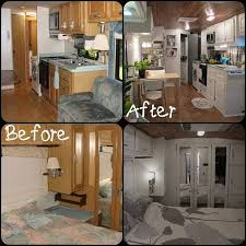 rv remodeling ideas photos 5th wheel cer rv renovation and decorating great ideas for