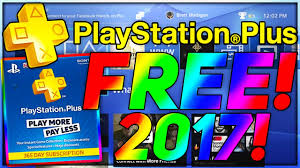playstation plus 1 year membership black friday june 2017 how to get playstation plus for free ps4 working
