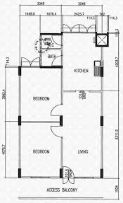 floor plans for bedok south avenue 3 hdb details srx property