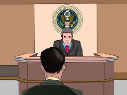 How To Get Power Of Attorney Over Someone by How To Defend Yourself In Court With Pictures Wikihow