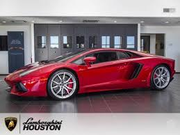 red chrome lamborghini 2016 lamborghini aventador lp 700 4 in houston tx united states