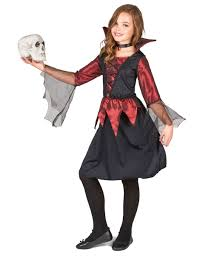 halloween vampire costume for children