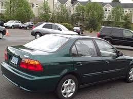 2000 honda civic sedan 2000 honda civic vp sedan tonkin pre owned