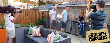 outdoor kitchen cabinets kits lovely outdoor kitchen cabinets kits crashers stormy 28745 home