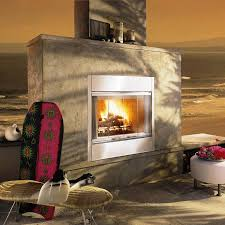 Pizza Oven Fireplace Insert by Outdoor Wood Burning Fireplace Pizza Oven Home Fireplaces